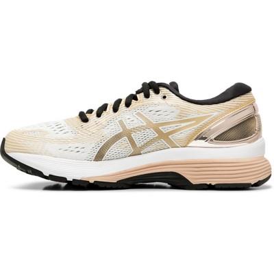 4990d5a31e Women's ASICS Gel-Nimbus 21 Platinum Running Shoes