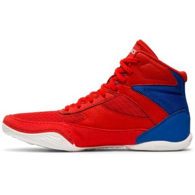 b3daa86f Grade School Boys' ASICS Matflex 6 Wrestling Shoes