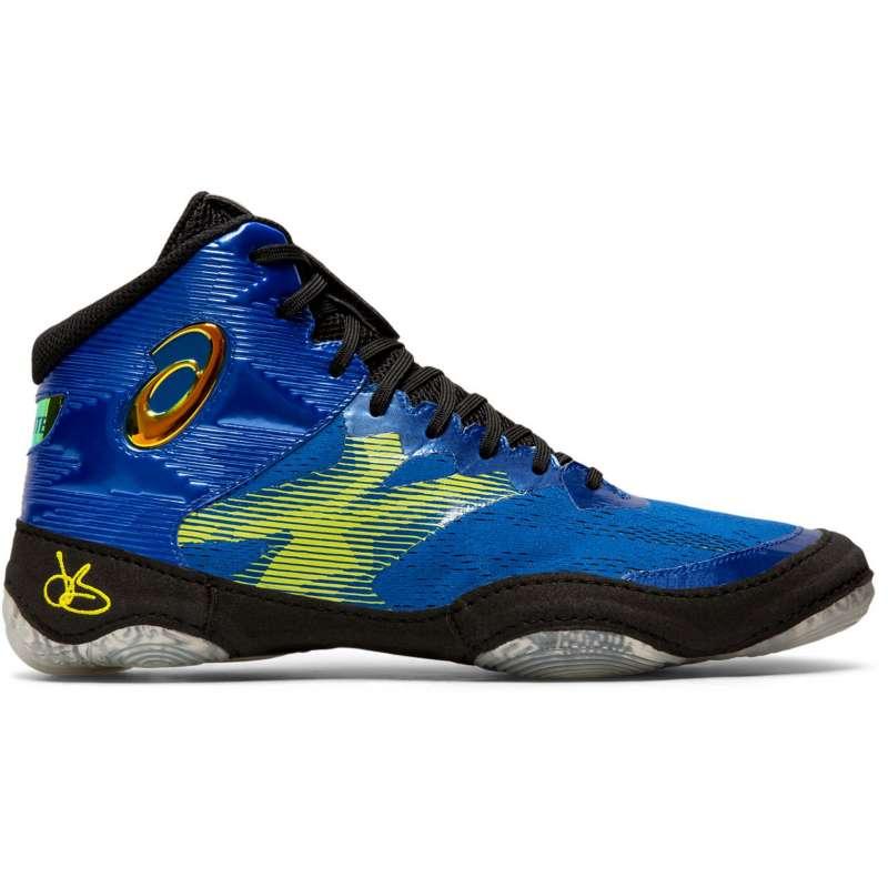 Men's  ASICS JB Elite IV Wrestling Shoes