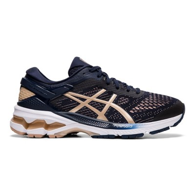 asics women's walking shoes arch support neck