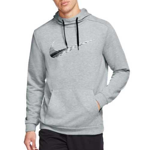 Men's Nike Dri-FIT Big Swoosh Logo Hoodie
