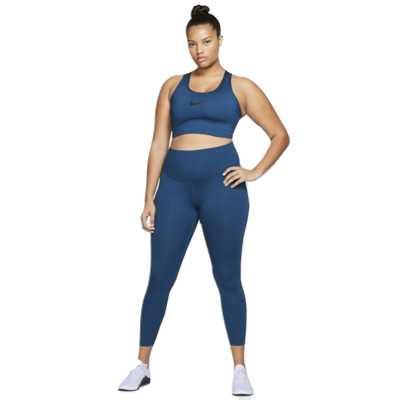 Women S Nike Plus Size Pro Classic Swoosh Sports Bra Scheels Com