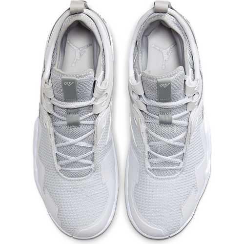 White/Metallic Silver-White