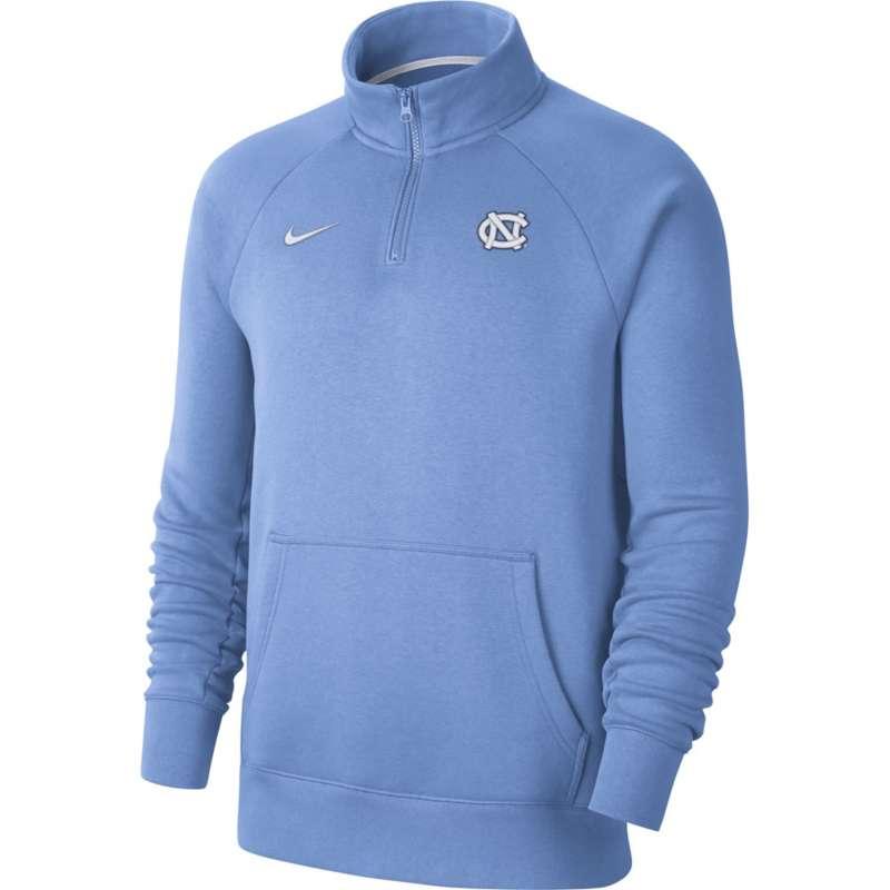 Nike North Carolina Tar Heels Fan Fleece 1/4 Zip