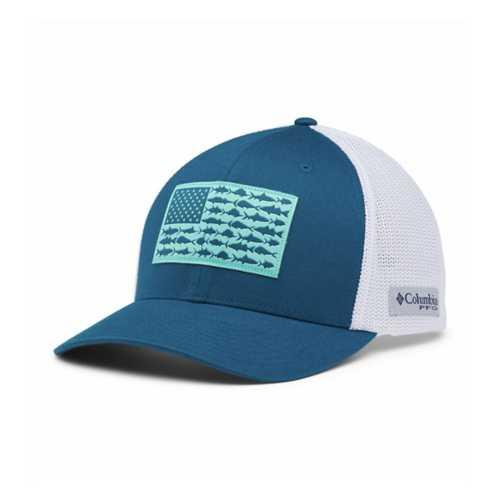 Aegean Blue/White/US Fish Flag