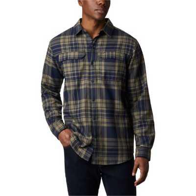 Stone Green Flannel
