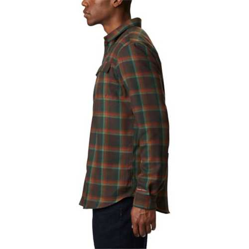 Red Lodge Ombre Plaid