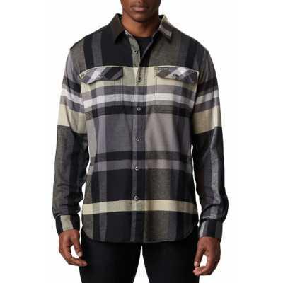Black Big Check Plaid