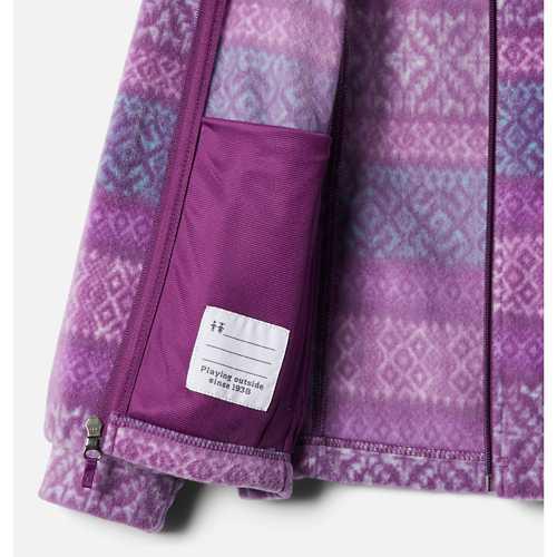 Girls' Columbia Benton Springs II Printed Fleece