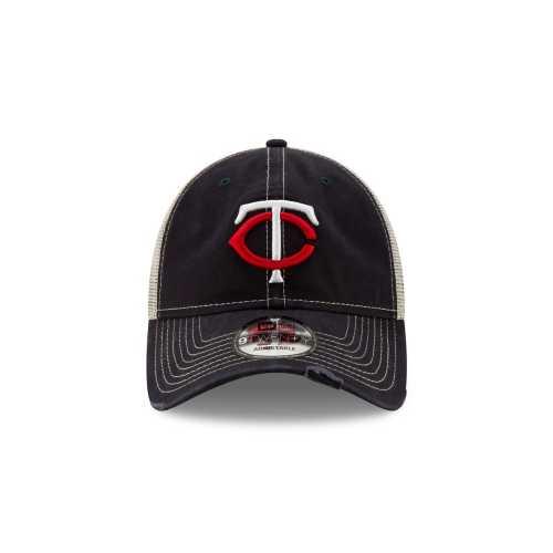 New Era Minnesota Twins Worn 9Twenty Snapback Hat