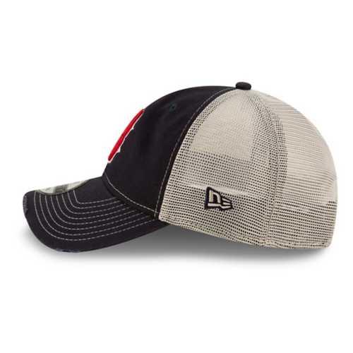 New Era Boston Red Sox Worn 9Twenty Snapback Hat