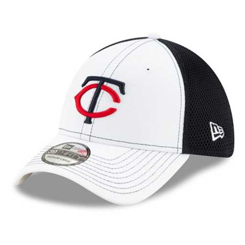 New Era Minnesota Twins Neo Tech 39Thiry Stretch Fit Hat