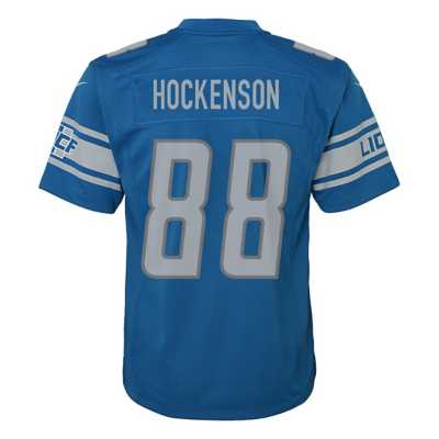 Kids' Nike Detroit Lions T.J. Hockenson Game Jersey