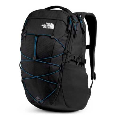 TNF Black Light Directional Heather/Clear Lake Blue