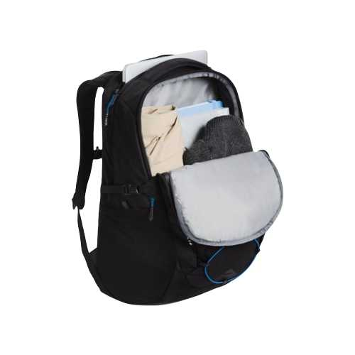 TNF Black Heather/Ethereal Blue
