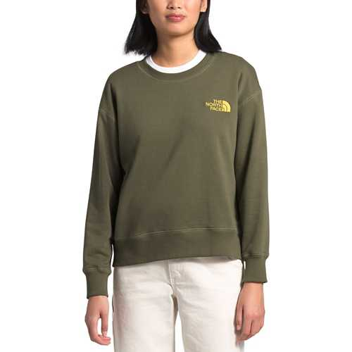 Women's The North Face Slightly Cropped Parks Crew Sweatshirt