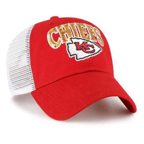 47 Brand Women's Kansas City Chiefs Sparkaloosa Hat