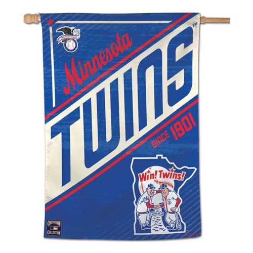Wincraft Minnesota Twins Retro Vertical Flag