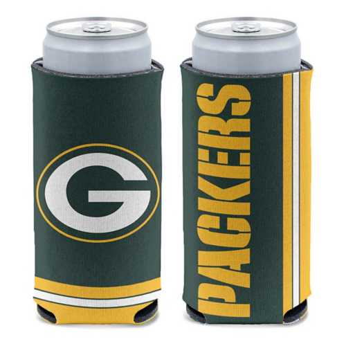 Wincraft Green Bay Packers Slim Can Cooler