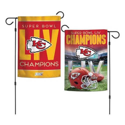 Wincraft Kansas City Chiefs Super Bowl Champions Garden Flag