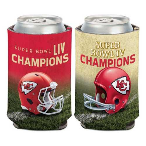 Wincraft Kansas City Chiefs 2X Super Bowl Champions Can Cooler