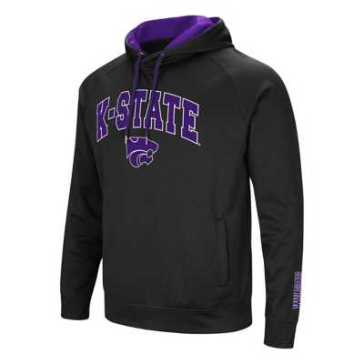Adult Colosseum Kansas State Wildcats Cyber Hoodie