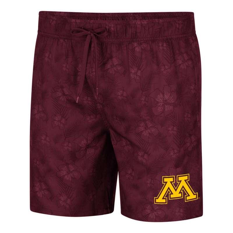 Colosseum Minnesota Golden Gophers Kavai Swim Shorts