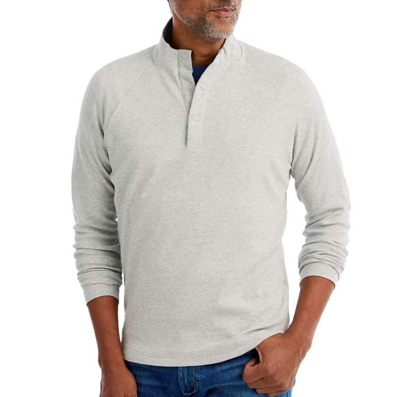 Men's johnnie-O Whaling Henley Pullover
