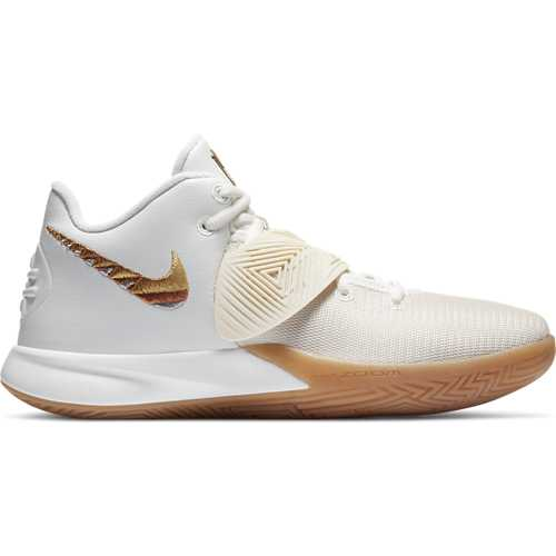 Summit White/Metallic Gold