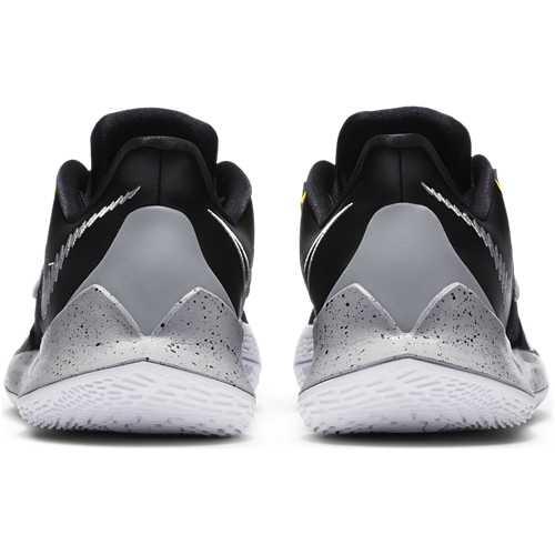 Black/Metallic Silver-Wolf Grey