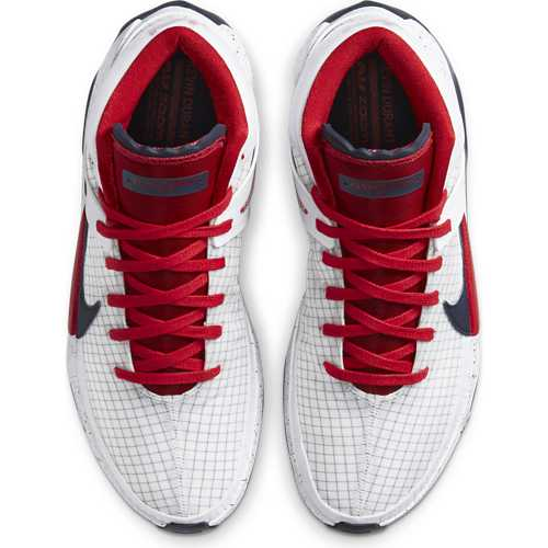 White/Sport Red-Obsidian
