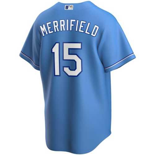 Nike Kansas City Royals Whit Merrifield Replica Jersey