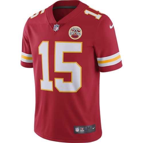 Nike Kansas City Chiefs Patrick Mahomes Limited Jersey