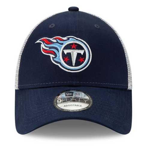 New Era Tennessee Titans 940 Trucker Hat