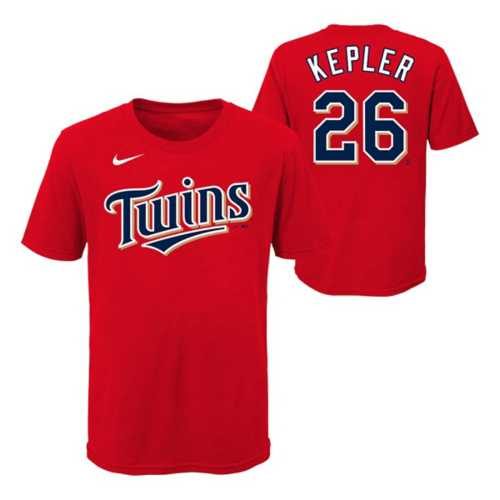 Nike Kids' Minnesota Twins Max Kepler Name & Number T-Shirt