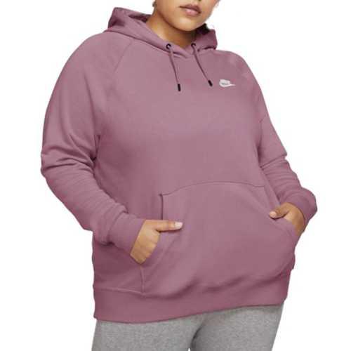 Women's Nike Sportswear Essential Plus Fleece Pullover Hoodie