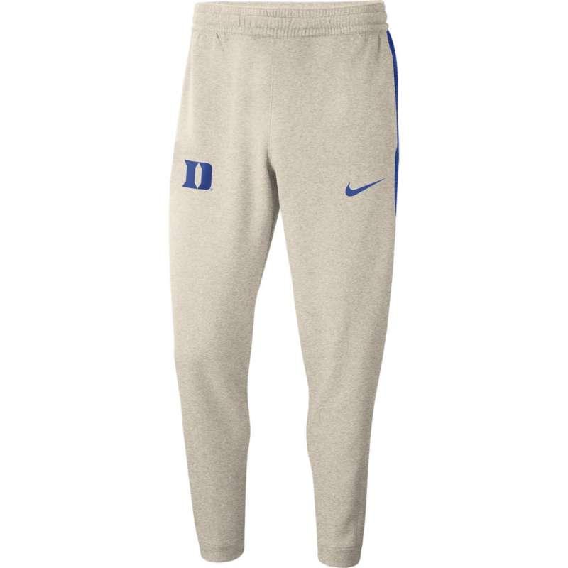 Nike Duke Blue Devils Dri-FIT Spotlight Therma Fleece Pants