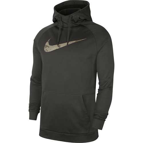 Men's Nike Therma Camo Swoosh Hoodie