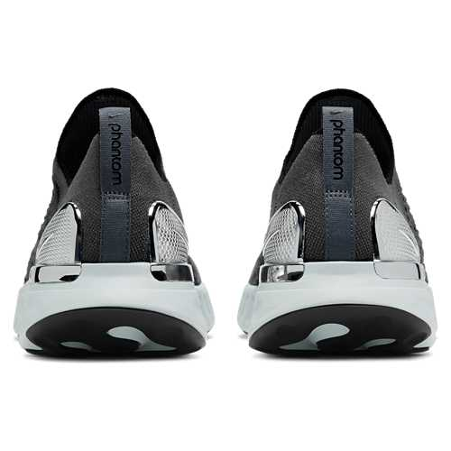 Iron Grey/Metallic Silver-Black