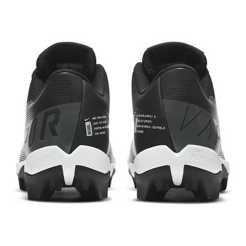 Black/White/Iron Grey