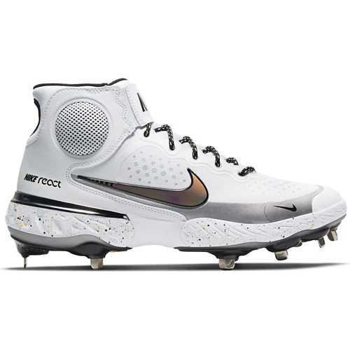 Men's Nike Alpha Huarache Elite 3 Mid Baseball Cleats