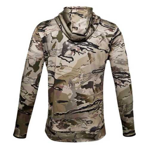 Men's Under Armor Fleece Camo Hoodie