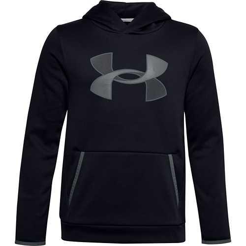 Boys' Under Armour Fleece Big Logo Hoodie
