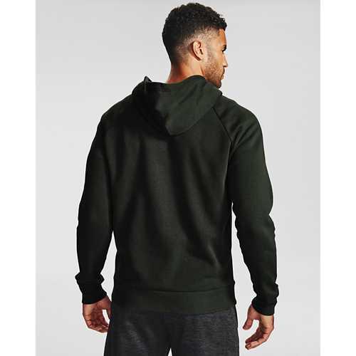 Men's Under Armour Rival Fleece Full Zip Hoodie
