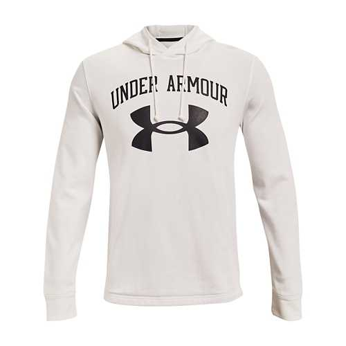 Men's Under Armour Rival Terry Big Logo Hoodie