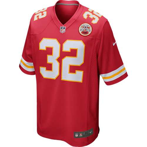 Nike Kansas City Chiefs Tyrann Mathieu #32 Game Jersey