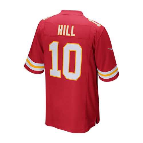 Nike Kansas City Chiefs Tyreek Hill #10 Game Jersey
