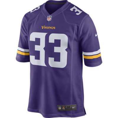 Nike Minnesota Vikings Dalvin Cook #33 Game Jersey   SCHEELS.com