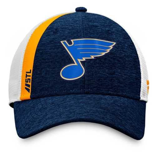 Fanatics St. Louis Blues Structured Mesh Hat