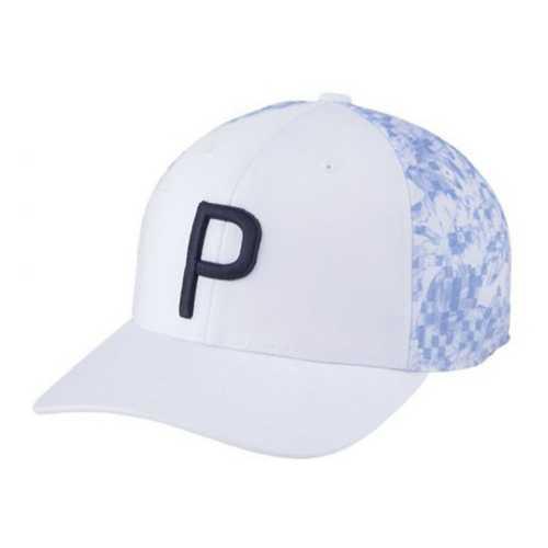 Puma 16 Bit Floral Snapback Golf Cap